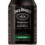 Ready to drink #1 – Jack Daniel's & Ginger