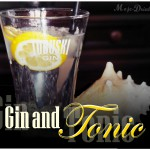 Bar Vegas # 6 – Gin z Tonicem