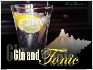 gin z tonicem