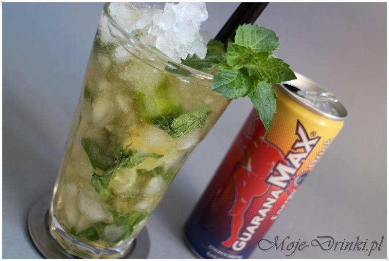 guarana max mojito