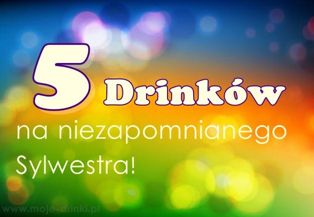 5 drinków na impreze