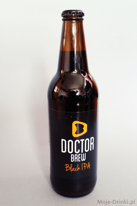 Black IPA Doctor Brew