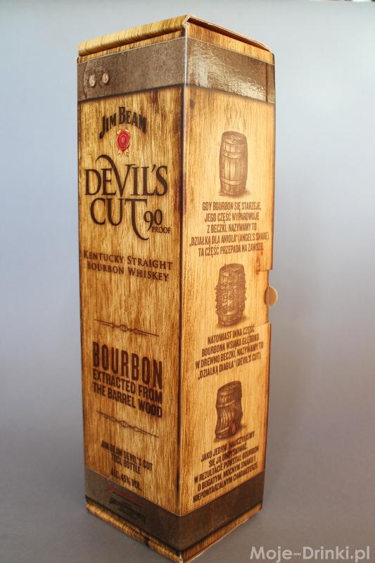 Devil' Cut karton