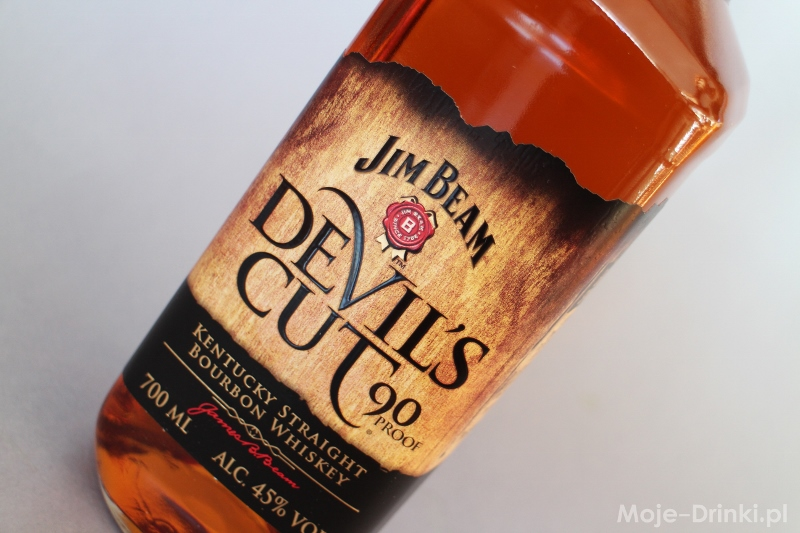 Jim Beam Devil' Cut