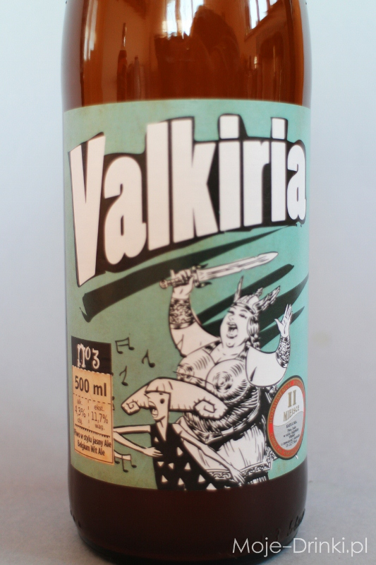 Alter beer valkiria