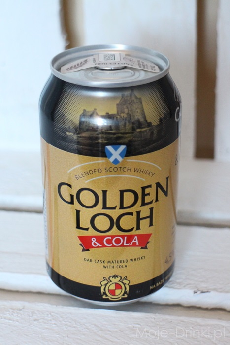 Golden Loch & Cola