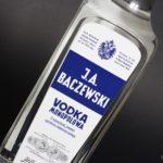 Butelka wieczoru #47 – J.A. Baczewski Vodka Monopolowa