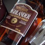 Butelka wieczoru #60 – Highlander Blended Scotch Whisky 7YO