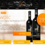 WinoPołowy.pl – internetowy sklep z winem za pół ceny!