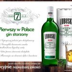 Gin Lubuski 7 Years Old – Innowacja na rynku alkoholi