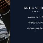 Wódka Kruk – żytnia i ziemniaczana manufakturowa nowość