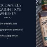 Butelka wieczoru #77 – Jack Daniel's Straight Rye Whiskey